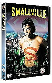 Smallville Complete Season 1 DVD Series Brand New Sealed UK Original R2 Version