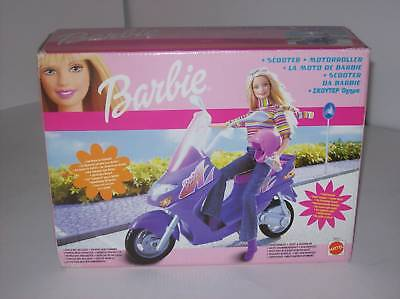 Barbie - SCOOTER   anno 2001