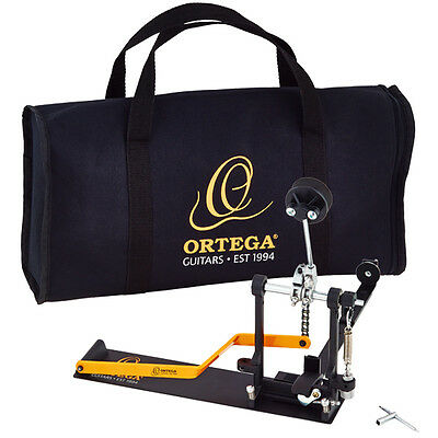Ortega OCJP-GB Analog Series Cajon Pedal inkl. Pedal Bag und Drum Key
