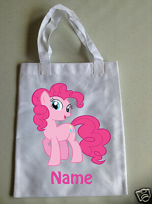 Personalised Children's Tote Bag - 35 x 30cm - My Little Pony Style 2