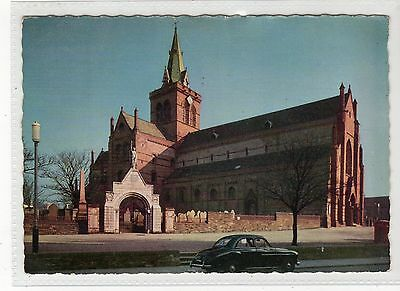 ST. MAGNUS CATHEDRAL, KIRKWALL: Orkney postcard (C19046)