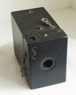 Kodak Brownie No. 2 Model E 120 Film Box Camera by Canadian Kodak - c.1920