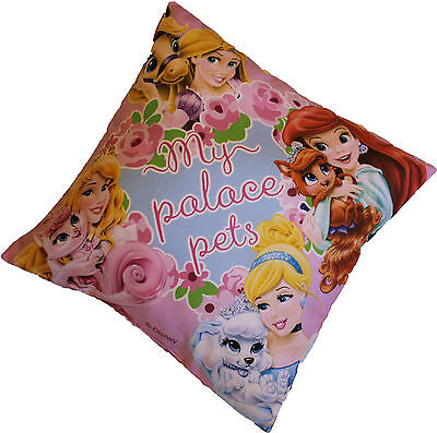 Disney Princess My Palace Pets 2015 Cushion Pillow By BestTrend®