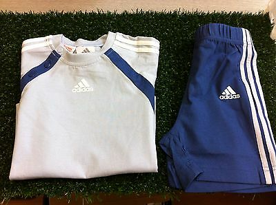 ADIDAS INFANT 3S SUMMER SET 3-6mth- 22mth's BRAND NEW RRP £23