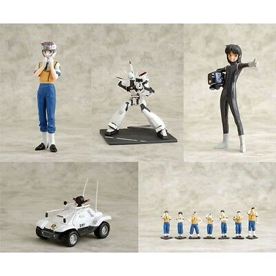 PATLABOR - Collection 6 Figurines