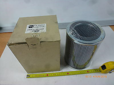 Filtrec DMD070E03B Hydraulic Filter Element - Genuine OEM - New