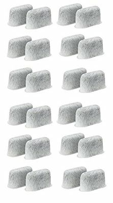 Everyday 24-Pack Replacement Charcoal Water Filters for Cuisinart Coffee Machine