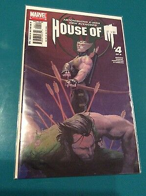 House of M #4 (Sep 2005, Marvel)