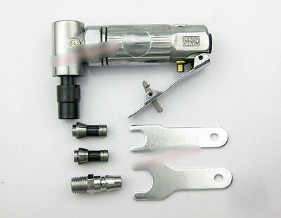 1x Angle Pneumatic Air Die Grinder polishing WG-022 with Accessories