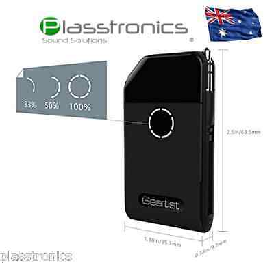 Geartist Bluetooth Stereo audio Receiver Transmitter in one NFC aptX Top Class