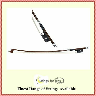 Reichel  3/4 Size Oct Stick Pernambuco Double Bass Bow French Style Full Mount