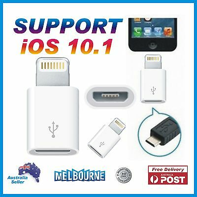 8 Pin Lightning to Micro USB Adapter for iPhone5,6,7 IPod Touch Mini iPad Air 2