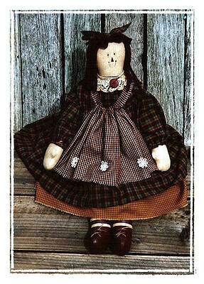 BREE-ANNiE || Cloth Doll Pattern || COUNTRY!