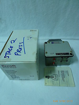 Bosch Rexroth Pressure Switch HED 3 OA 36/400 *441 946*A1 08 00007399 New