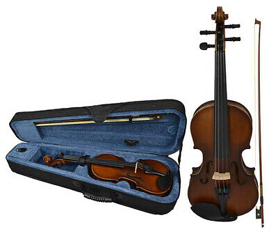 Student Violin 1/4 Size and Case by Sotendo