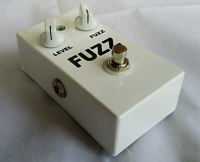 Area 51 USA Fuzz - Vintage Fuzz Face Tones- Hand Wired Guitar Effect Pedal