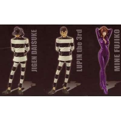 Lupin III DX prefabricated stylish figure - THE PRISON BREAKER - all three set