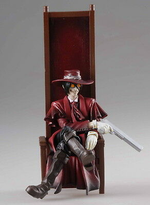 Hellsing Figure Collection Search & Destroy vol.1: Alucard Awaiting Ver. Figure