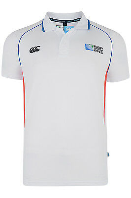 Canterbury Rugby World Cup 2015 Polo Winger Taille M