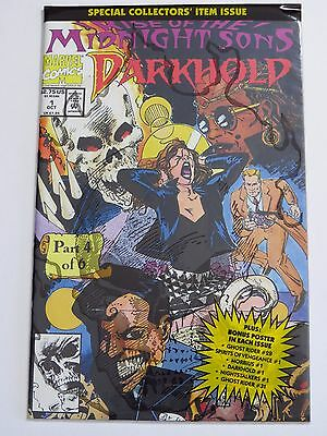 Marvel - Darkhold Issue #1 (Unopened special collectors item issue)