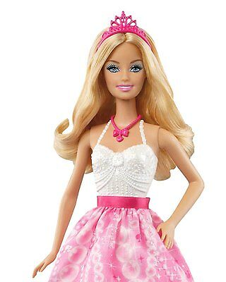 Barbie Fairytale Princess Fashion Doll NEW in Box Fairy Tale TOY Rare