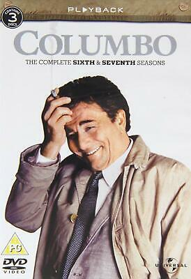 COLUMBO COMPLETE SERIES 6 and 7 DVD All Episodes Brand New UK Sealed R2 Release
