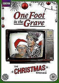 ONE FOOT IN THE GRAVE CHRISTMAS SPECIALS DVD Brand New Sealed UK Release R2