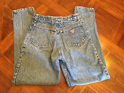 Vintage Guess Womens High Waist Jean Style 1015 Size 7/8