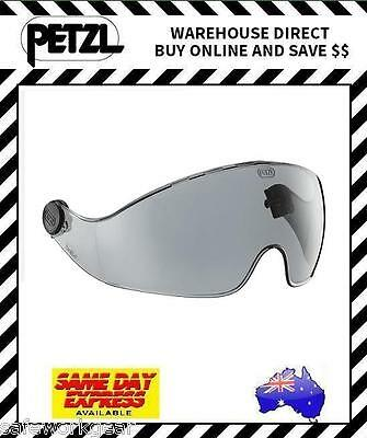 Petzl VIZIR Shadow Eye Shield Accessory for VERTEX and ALVEO Helmet Safety