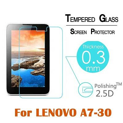 """For Lenovo Tab 2 A7-10/A7-30 Premium 9H Tempered Glass Screen Protector Film  7"""""""