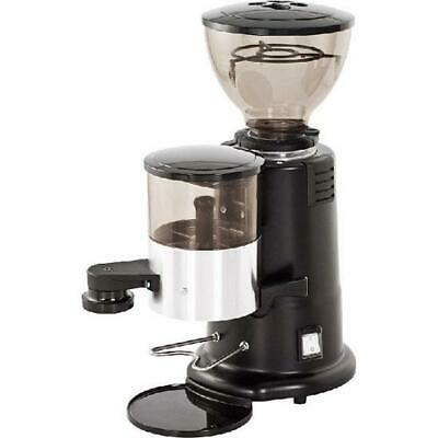 Brand New MACAP M4 S/Auto M/Dose Coffee Grinder in Black / Chrome