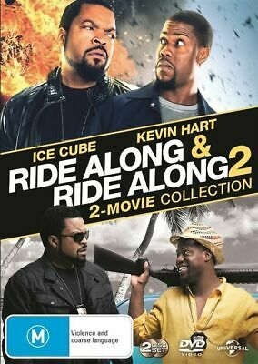 Ride Along / Ride Along 2 - Movie Pack DVD  R4