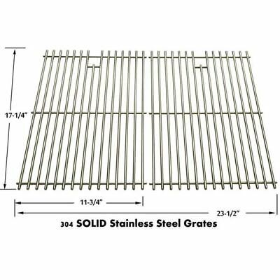 7527, 9869, 7526 & Weber 7525 Replacement Stainless Steel Cooking Grid