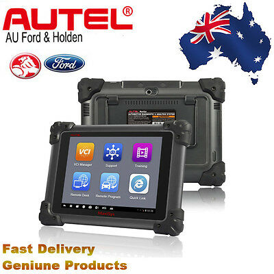 Autel MaxiSYS MS908 Diagnostic Scan Tool Scanner with Wireless VCI