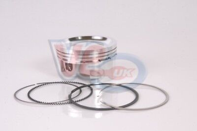 Aprilia Sport City Cube SR Max 300 Piston Kit - 75mm - Made in Italy