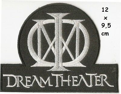 Dream Theater - patch - FREE SHIPPING