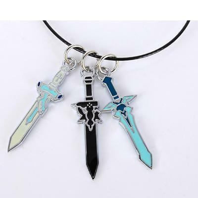 Sword Art Online Cosplay, Collana Di Dark Repulser Asuna, Regalo Ragazze