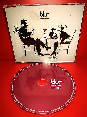 Cd Blur - Out Of Time - 3 Tracks - Single