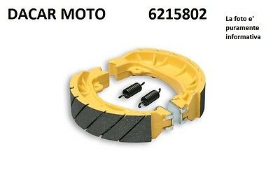 6215802 BRAKE POWER ceppi freno  MALOSSI APRILIA SR 50 2T <-1993