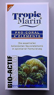 Tropic Marin Pro Coral K+ Elements  200ml Spurenelemente 5,45€/100ml