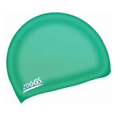 Zoggs Easy Fit Swim Cap - Ideal for Women - Teal