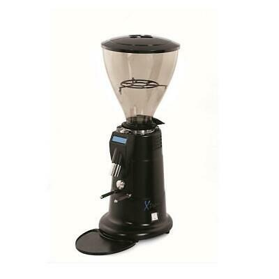 Brand New Macap MXD Extreme Coffee Grinder in Black / Chrome