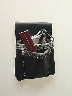 SPARTAN LEATHER Hold All - Tool Belt/Nail Bag/Holder