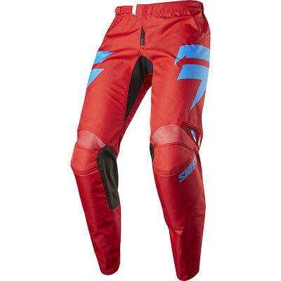 Shift 2017 NEW Mx Gear WHIT3 Label 97 Ninety Seven Red Motocross Pants