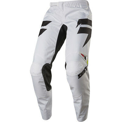 Shift 2017 NEW Mx Gear WHIT3 Label 97 Ninety Seven White Motocross Pants