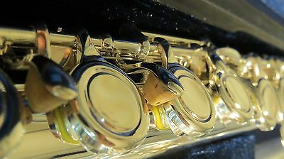 Chateau Advanced Quality C Flute Silver Plated - Perfect for beginners!