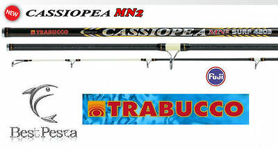 Canna Surf Casting - Trabucco CASSIOPEA MN2 4.2mt 300gr