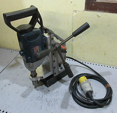 REVO Compact Mag Drill Magnetic Drilling Machine 110v Vat incl Broaching
