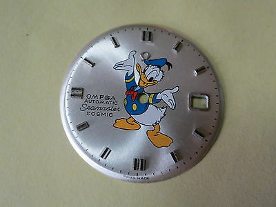 Customer Donald Duck Special Watch Dial Restoration Refinishing Service  #1