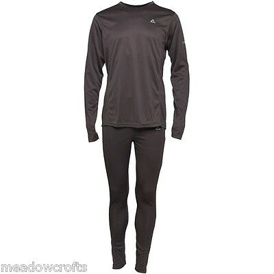 Dare2b Climatise Mens Base Layer Set Size M L Thermal  Sking Winter